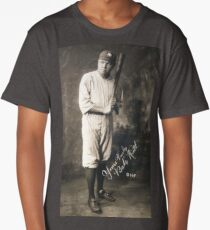 Babe Ruth, American Professional Baseball player Long T-Shirt