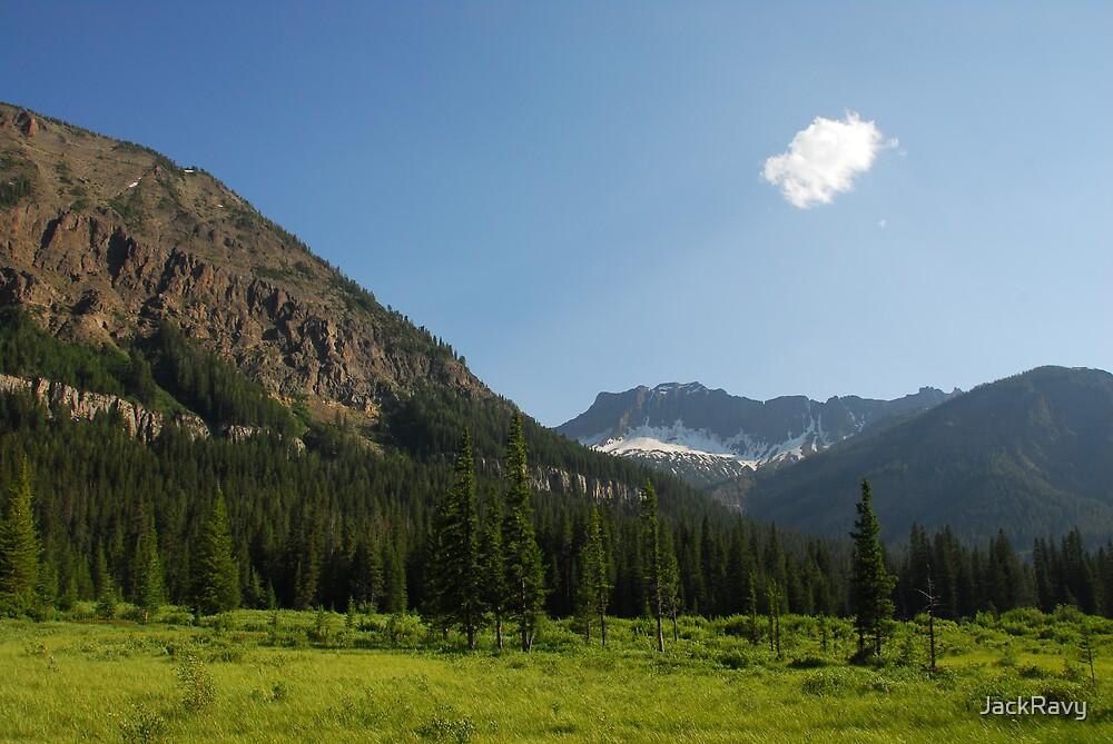 Montana Valley by JackRavy