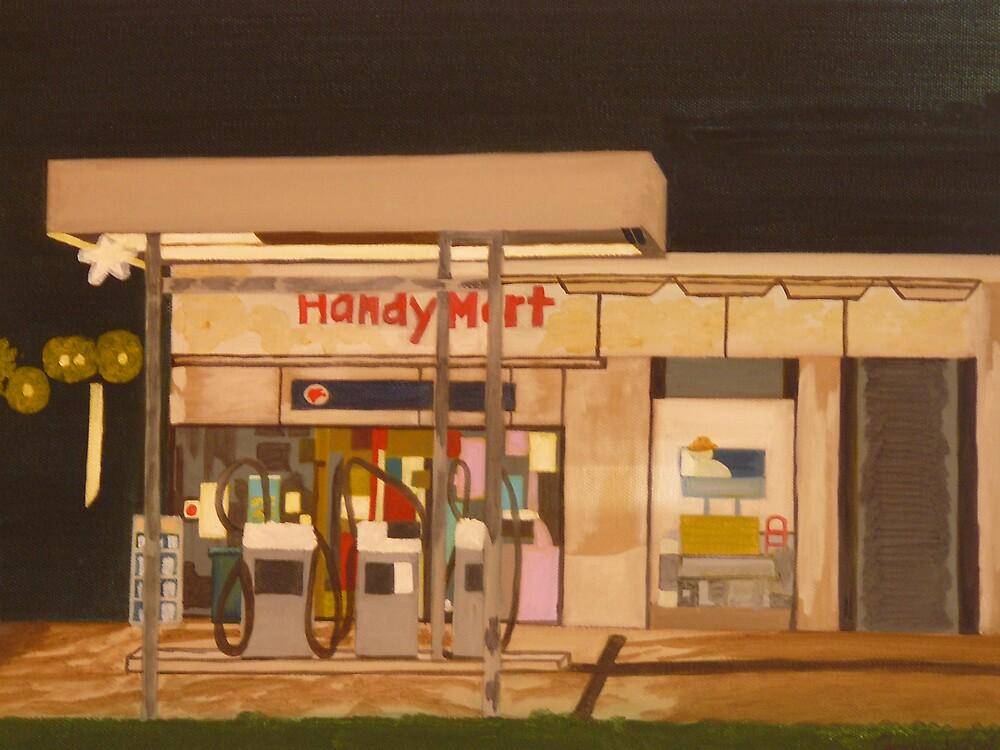 Handy Mart by Joan Wild