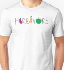 Herbivore Veggies Icon T-Shirt