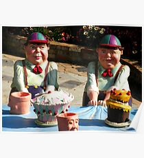 Tweedledum and Tweedledee Poster