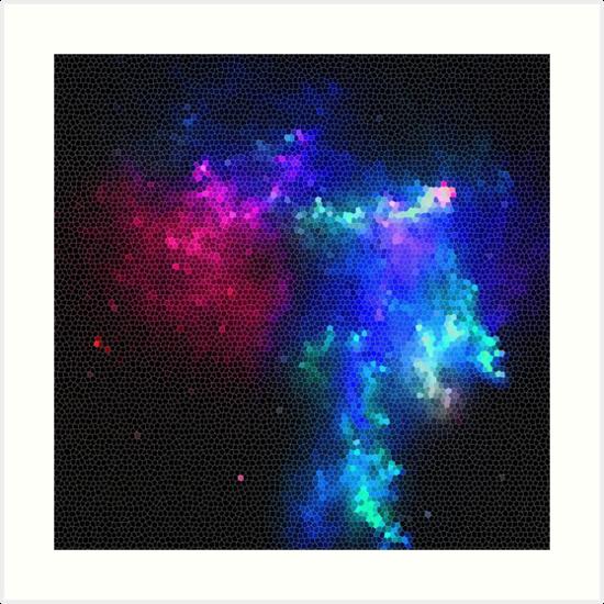 Lost in Space by Andrea Mazzocchetti