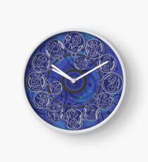 Gallifreyan Clock Clock