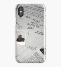 XXXTentacion / Seventeen iPhone Case/Skin