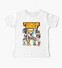 FRENCHIE WARS Baby Tee