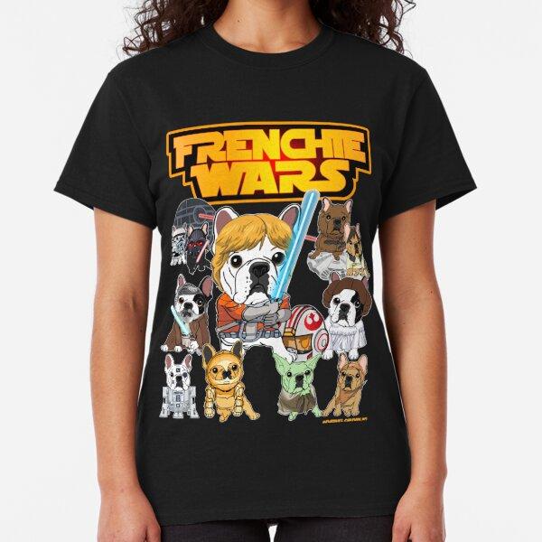 FRENCHIE WARS Classic T-Shirt