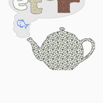 teapot by eter