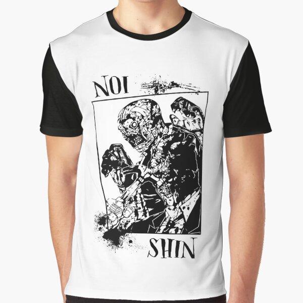 SHIN & NOI Graphic T-Shirt