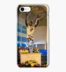 Billy Bremner Statue Phone Case iPhone Case/Skin