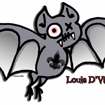 Louis D'Ville by pyratesimage