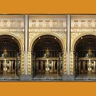 French Building Triplicate by steeber