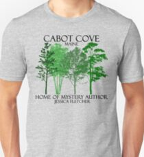 Cabot Cove Home of Jessica Fletcher Unisex T-Shirt