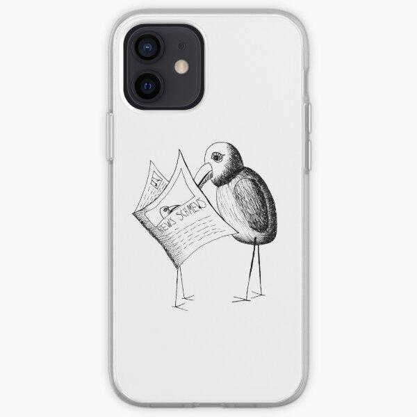News Schmews iPhone Soft Case