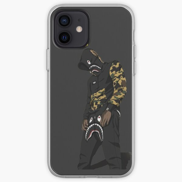 HYPEBEAST. Coque souple iPhone