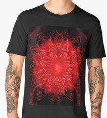flame in space Men's Premium T-Shirt