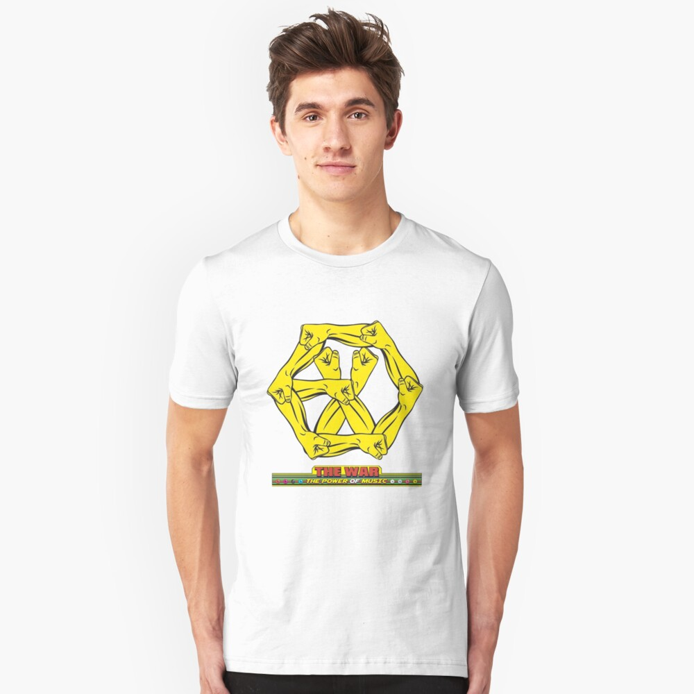 Exo-Macht 509 Slim Fit T-Shirt