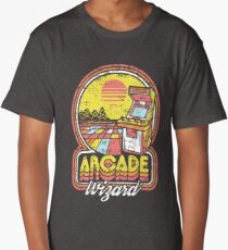 Arcade Wizard Long T-Shirt
