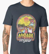 Arcade Wizard Men's Premium T-Shirt