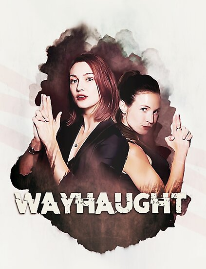 Mrs and Mrs Wayhaught by Creamelie