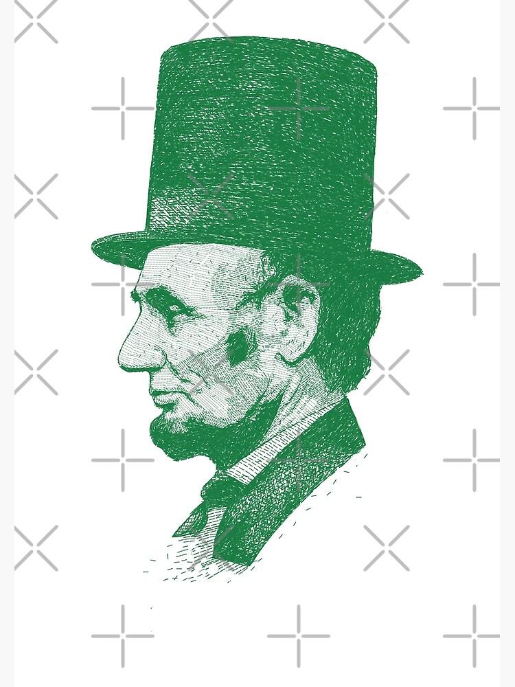 Abraham Lincoln by barmalisiRTB