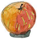 Apfel 4 by Gabriele Maurus