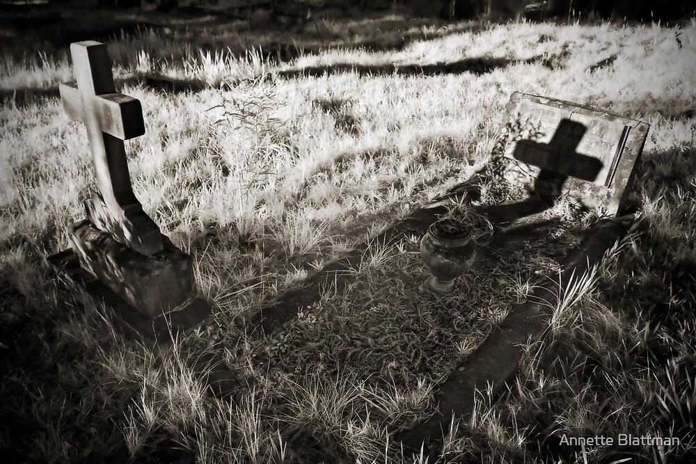 Sign of the Cross by Annette Blattman