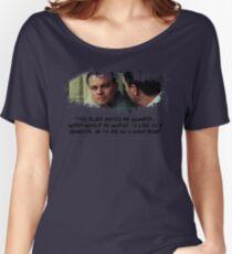 Shutter Island Final Quote Women's Relaxed Fit T-Shirt