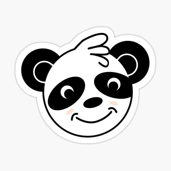 CUTE PANDA Sticker