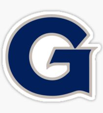 Georgetown Universität Sticker