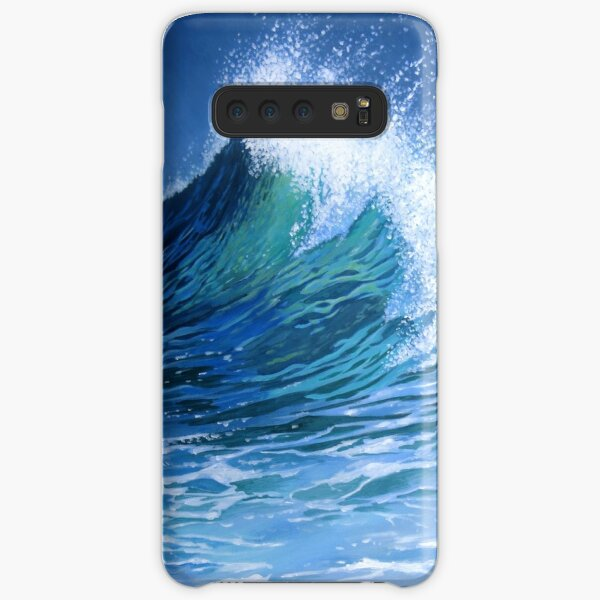 Sparkling Turquoise Samsung Galaxy Snap Case