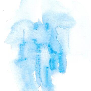 blue splash by hdconnelly