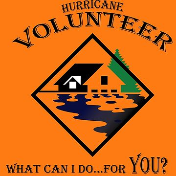 OFFICIAL Hurricane VOLUNTEER design for 2017 storm season! by Kricket-Kountry