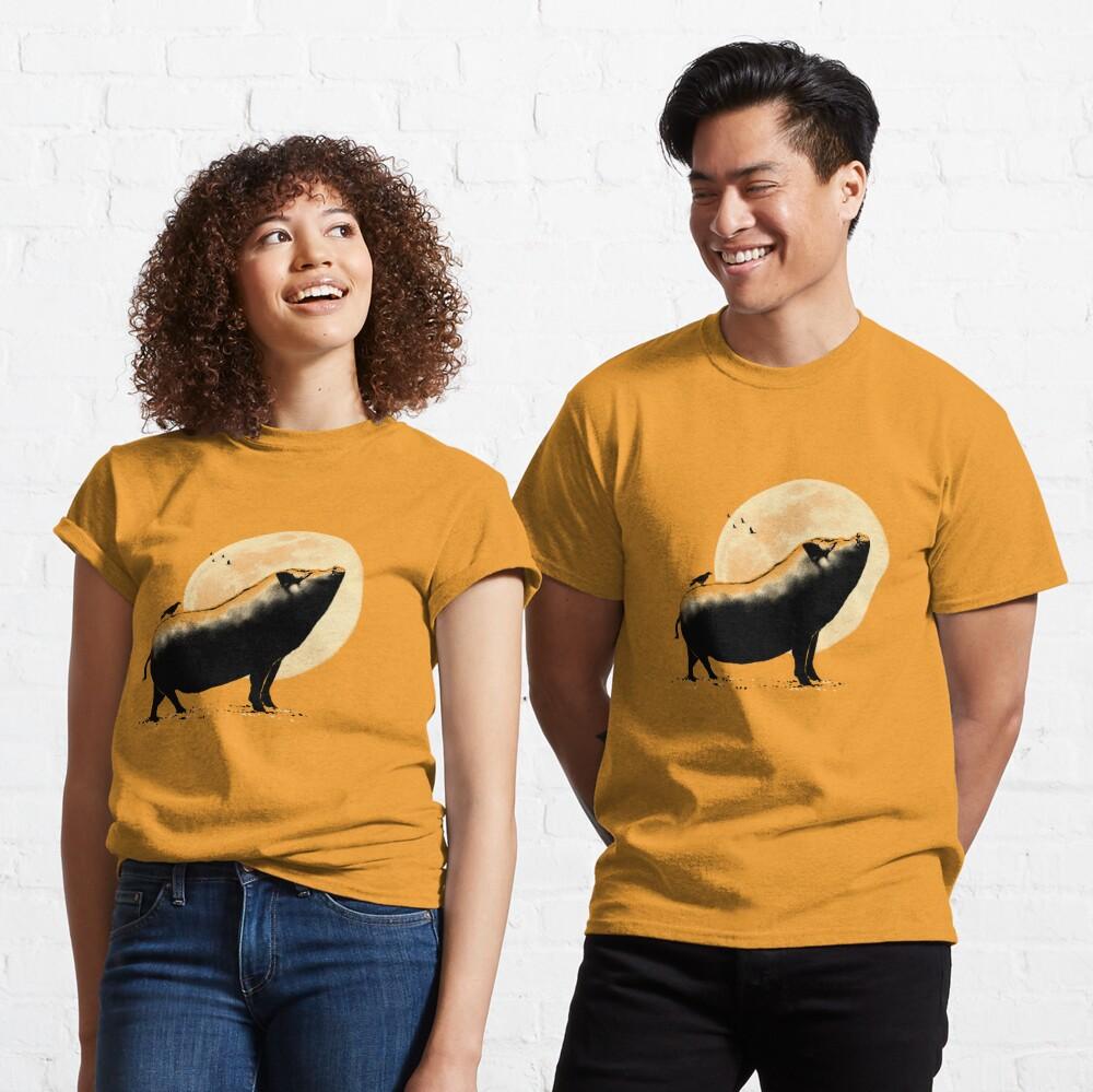 Barking pig Classic T-Shirt