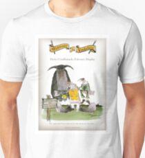 Funny Yorkshire Falconry Display T-Shirt