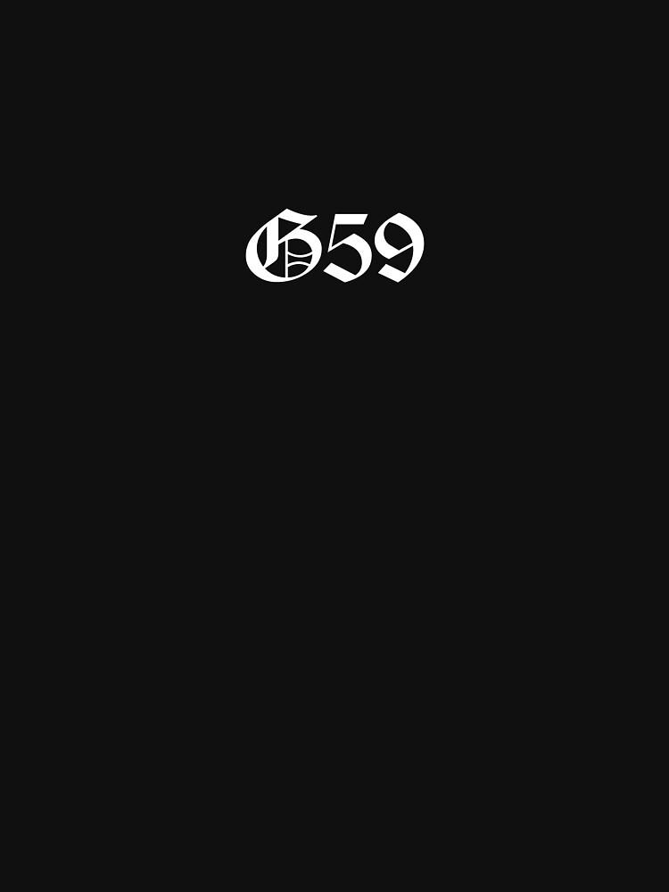 Mercancía G59 de dishess