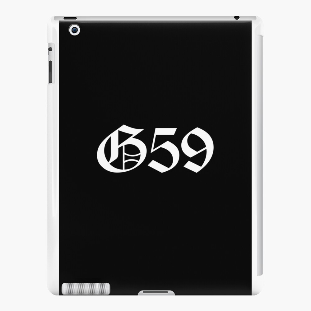 Mercancía G59 Vinilos y fundas para iPad