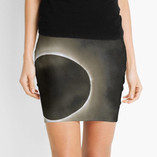Solar Eclipse August 2017 Mini Skirt