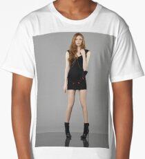 Karen Gillan Long T-Shirt