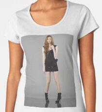 Karen Gillan Women's Premium T-Shirt