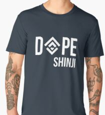 Dope Shinji - Stealth Bomber Men's Premium T-Shirt