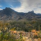 Big Bend Sky and Clouds by StonePics