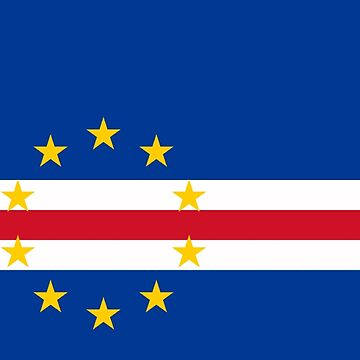 Cape Verde Flag Products by mpodger