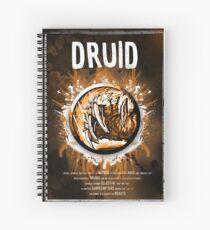 Druid Spiral Notebook