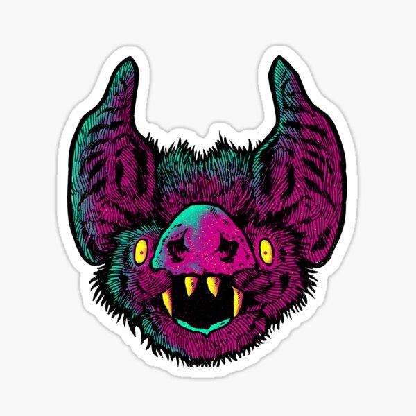 obvious bat Sticker
