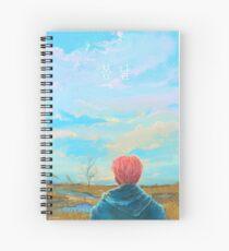 spring day Spiral Notebook