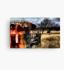 Out To Pasture   ( BoneYard Series ) Canvas Print