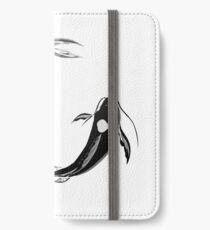 Yin Yang Koi - Avatar Étui portefeuille/coque/skin iPhone
