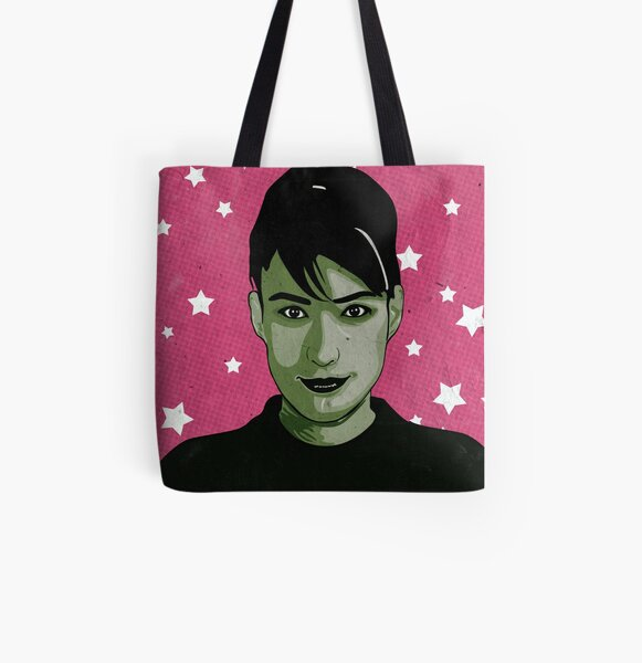 Women of Punk - Kathleen Hanna All Over Print Tote Bag