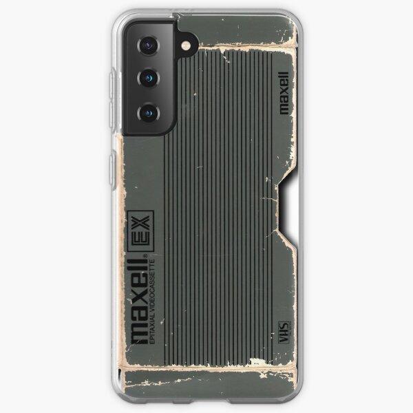 Maxell 120 Vhs Samsung Galaxy Soft Case