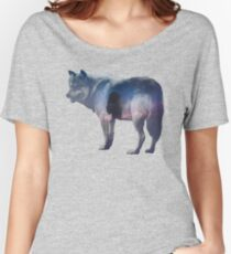 Wild Child Women's Relaxed Fit T-Shirt